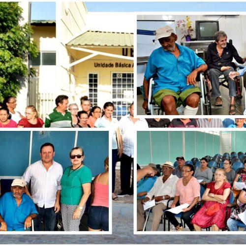VILA NOVA | 70 pessoas serão beneficiadas com equipamentos ortopédicos do programa Passo à Frente