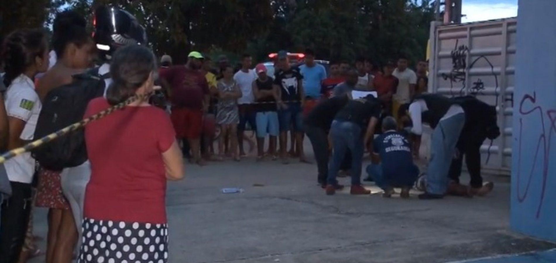 Jovem se recusa a entregar celular em assalto e morre com tiro na cabeça