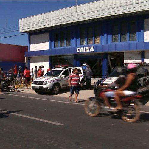 PF faz operação contra quadrilha suspeita de pelo menos 7 roubos a bancos no PI e MA