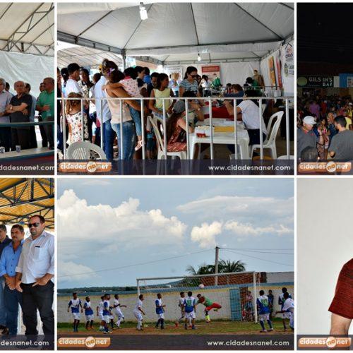Feira da Cidadania leva atendimentos, cultura, esporte e lazerpara população de Jacobina do Piauí
