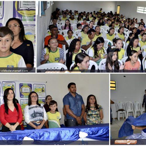 Com participação de dezenas de estudantes, Educação de Belém promove Conferência Infanto-Juvenil pelo Meio Ambiente