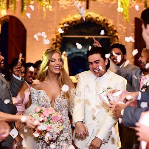 Tudo sobre o casamento de Whindersson Nunes e Luísa Sonza