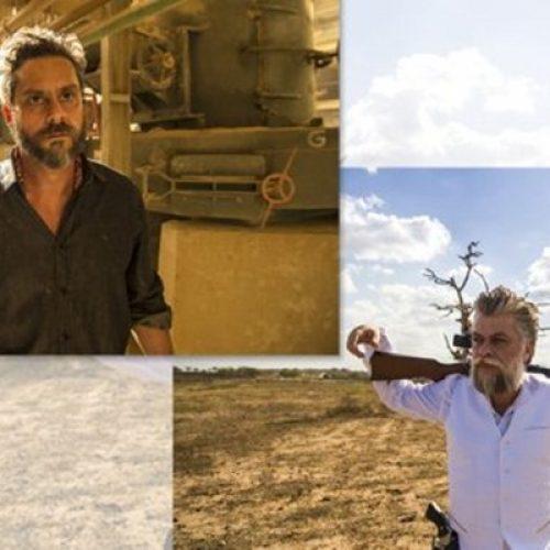 Nova novela das onze da Globo está sendo gravada na Serra da Capivara