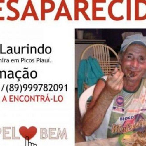 Família procura por homem desaparecido em Picos