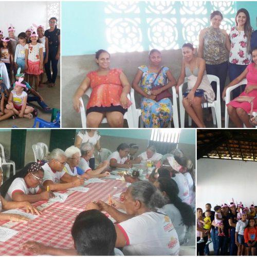 Assistência Social de Padre Marcos realiza atividades em comemoração à Páscoa