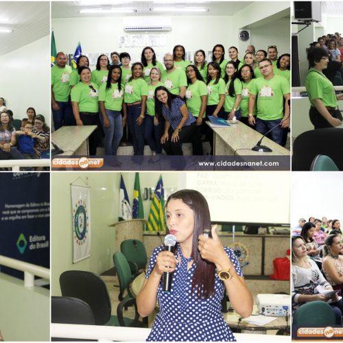 JAICÓS | Escola Pequeno Polegar realiza 1º encontro de pais e mestres e discute a importância da família na escola