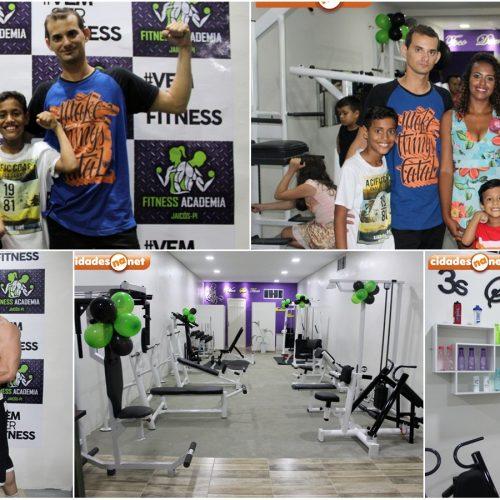 Com nova estrutura, equipamentos e loja, Fitness Academia é reinaugurada em Jaicós
