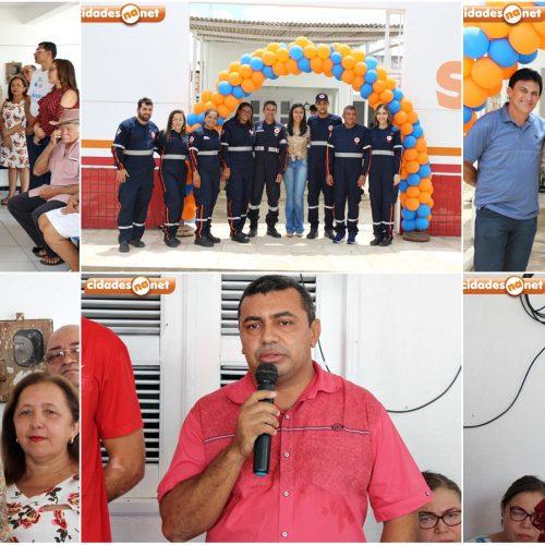 SAMU é inaugurado em Jaicós e reforça assistência às urgências em saúde no município