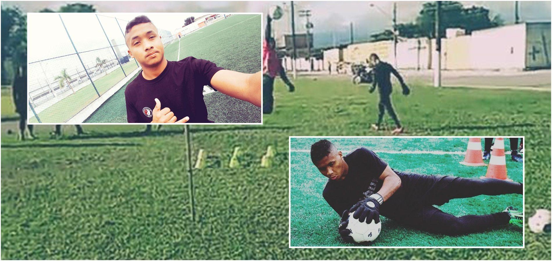Jovem jaicoense se destaca no futebol e é cotado para o time do Santos