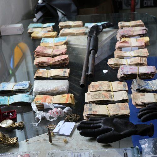 Polícia recupera mais de R$ 100 mil do Banco do Brasil de Inhuma