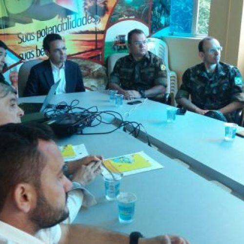 Rondon fará intervenção em 20 municípios piauienses