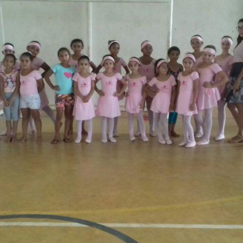 Prefeitura  de Vera Mendes inicia oficinas de Ballet