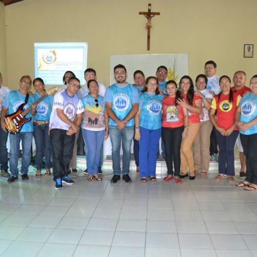 Comissão Diocesana da Pastoral Familiar realiza encontro formativo em Padre Marcos