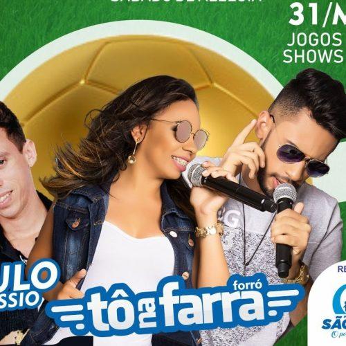 Prefeito divulga atrações do torneio de Sábado de Aleluia do povoado Mandacaru em São Julião