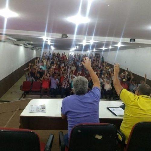 Policiais Civis do Piauí entram em greve por tempo indeterminado