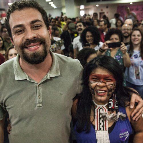 PSOL lança Guilherme Boulos como pré-candidato à Presidência