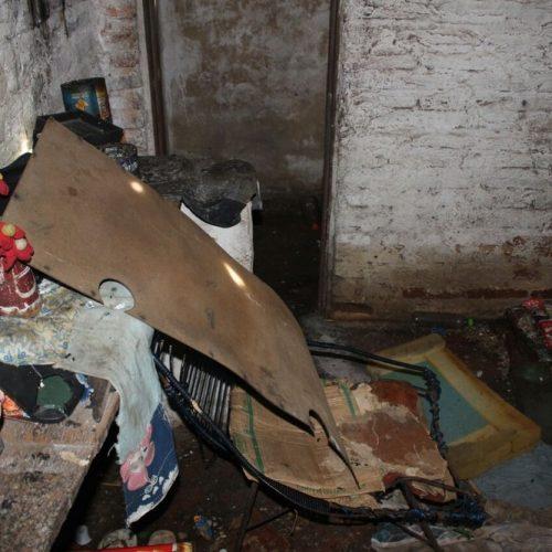 Bastante debilitada, idosa que vivia em condições precárias é resgatada no PI