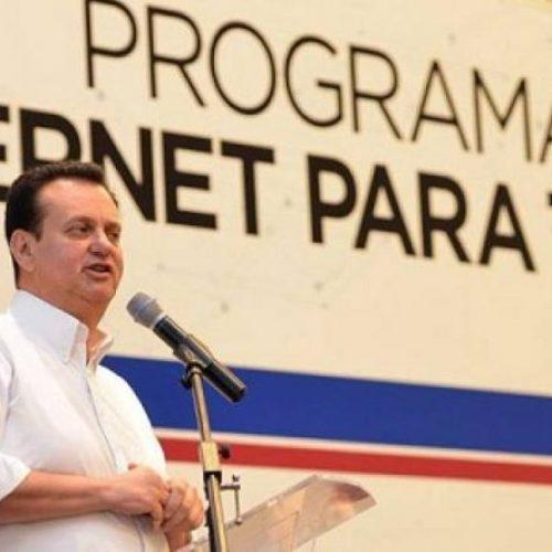 Jaicós e mais 37 cidades do Piauí serão beneficiadas com o programa Internet para Todos