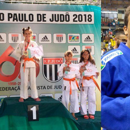 Piauienses fecham Copa São Paulo de Judô com ouro e bronze