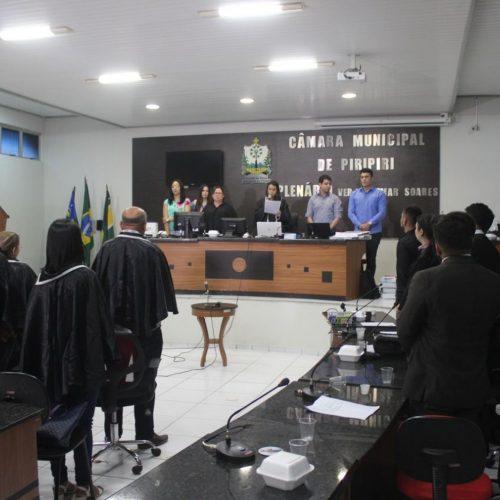 Réu é condenado a 7 anos de prisão em 1° júri popular para crime de trânsito no Piauí