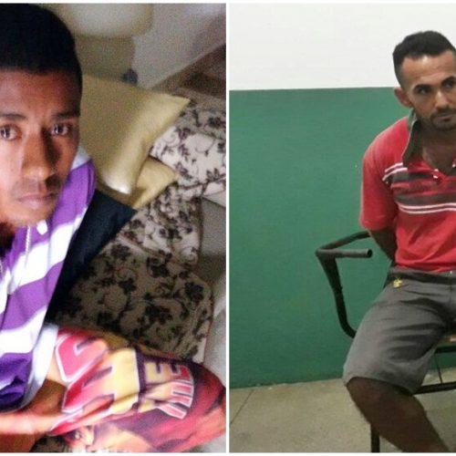 Dupla é presa suspeita de participação em assalto a loja de açaí em Vila Nova do Piauí