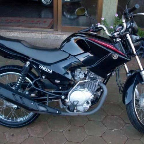 PICOS   Motocicleta é furtada no bairro Canto da Várzea