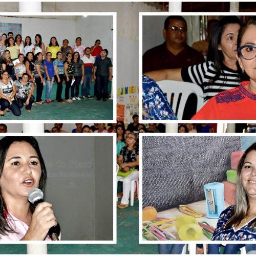Secretaria de Educação realiza Jornada Pedagógica e abre ano letivo em 09 escolas de Alegrete Piauí