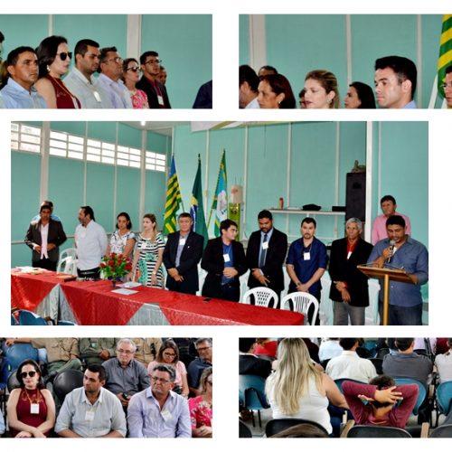 Em Fronteiras, autoridades de seis municípios realizam audiência sobre Segurança Pública na região. Veja fotos!