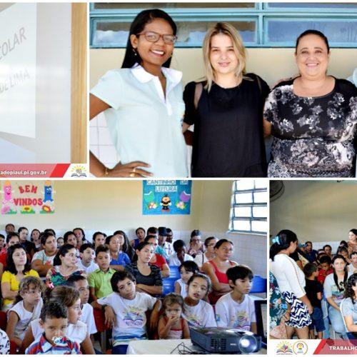 VILA NOVA | Educação promove Dia D para debater a BNCC nas escolas; ações da saúde também foram destaques