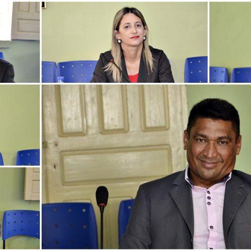 Pronunciamentos marcam sessão da Câmara Municipal de Patos do Piauí