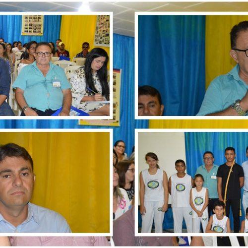 I Marcha Educacional é aberta em Francisco Macedo com 3ª conferência municipal; fotos