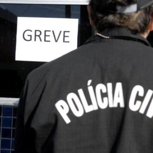 Polícia Civil deflagra greve por tempo indeterminado em todo o Piauí