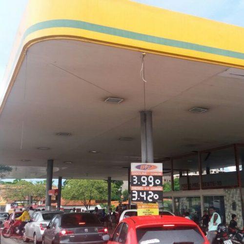 Criminosos fazem frentistas reféns e roubam R$ 50 mil de posto de combustíveis no PI