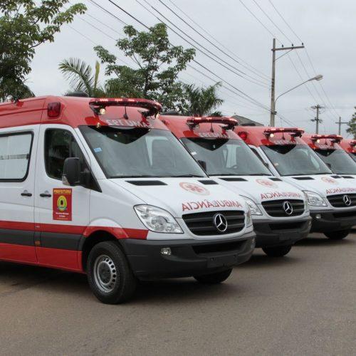 Ciro Nogueira anuncia liberação de 18 novas ambulâncias para o SAMU