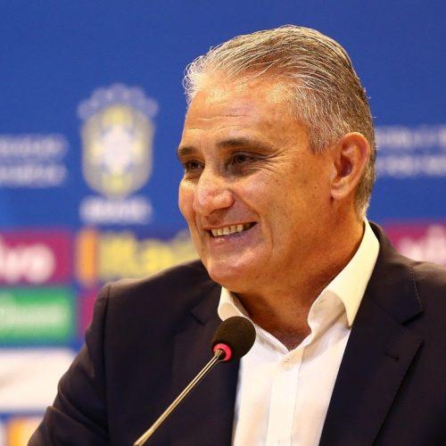 Tite anuncia lista de jogadores para amistosos antes da Copa 2018