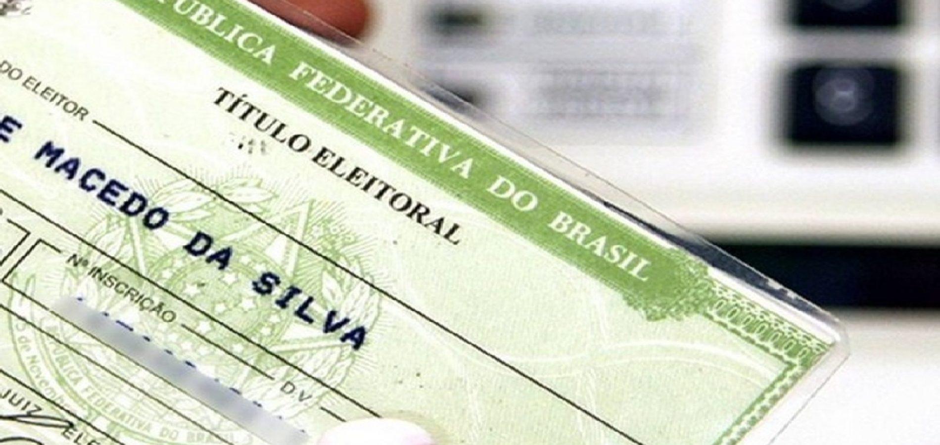 Após regularização, mais de 7 mil títulos de eleitores são cancelados na região de Picos