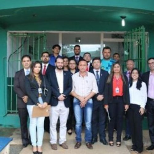 OAB realiza vistorias em penitenciárias de Picos