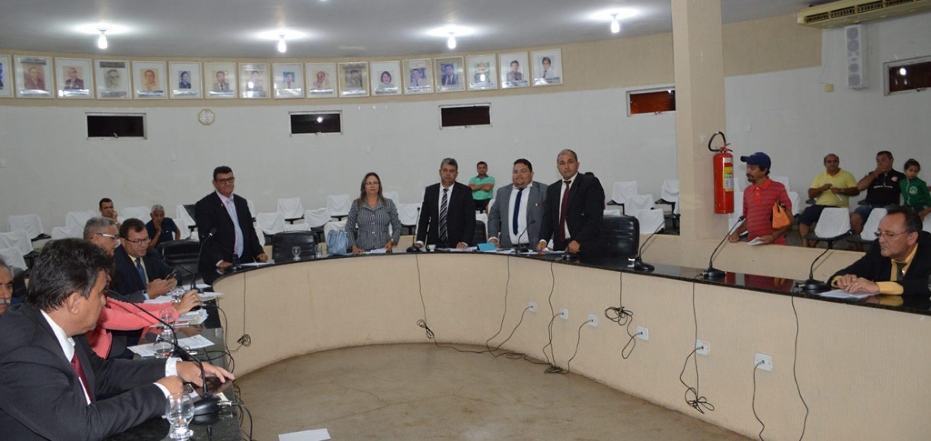 Câmara de Picos aprova novo projeto de iluminação pública