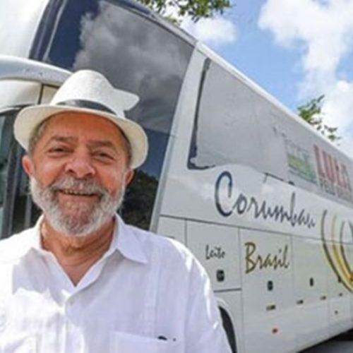PT fará caravana no Piauí pedindo a soltura do ex-presidente Lula