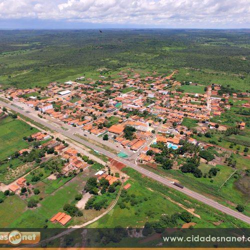 DO ALTO   Veja imagens aéreas da cidade de Geminiano