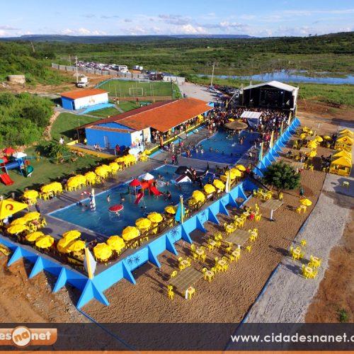 FOTOS | Inauguração do Tibungo Park Aquático em Francisco Macedo
