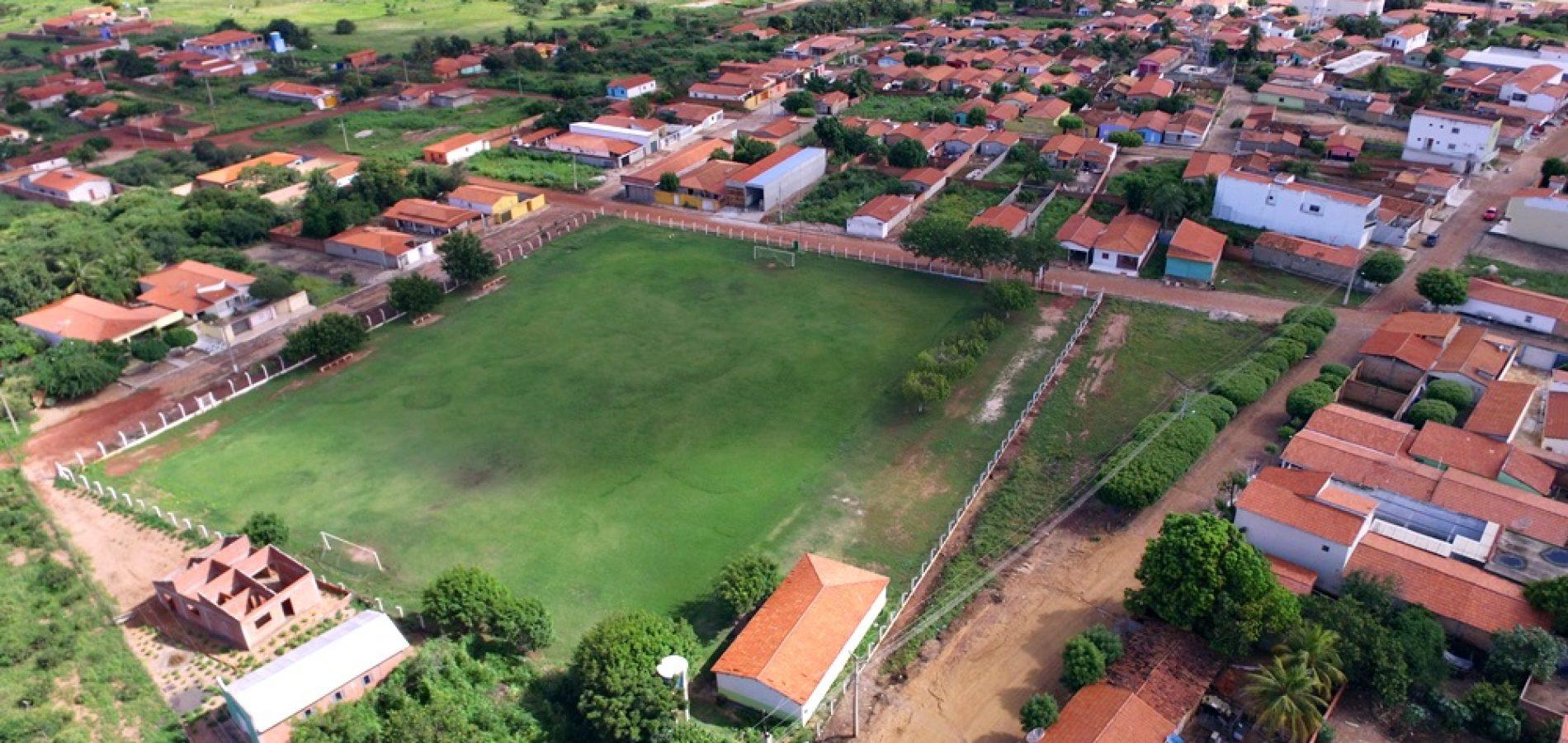 Prefeitura de Geminiano vai realizar Campeonato de Futebol com 12 times e R$ 8 mil em prêmios