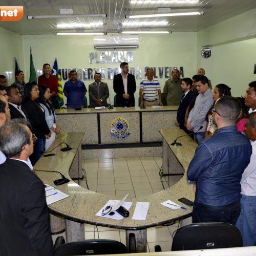 Segurança pública é debatida em audiência na Câmara de Jaicós; população faz reclamações
