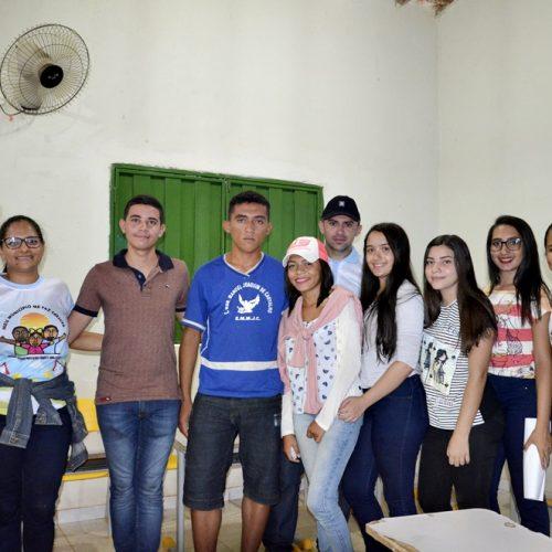 Comissão do Selo Unicef realiza ações de busca ativa escolar em Massapê do Piauí