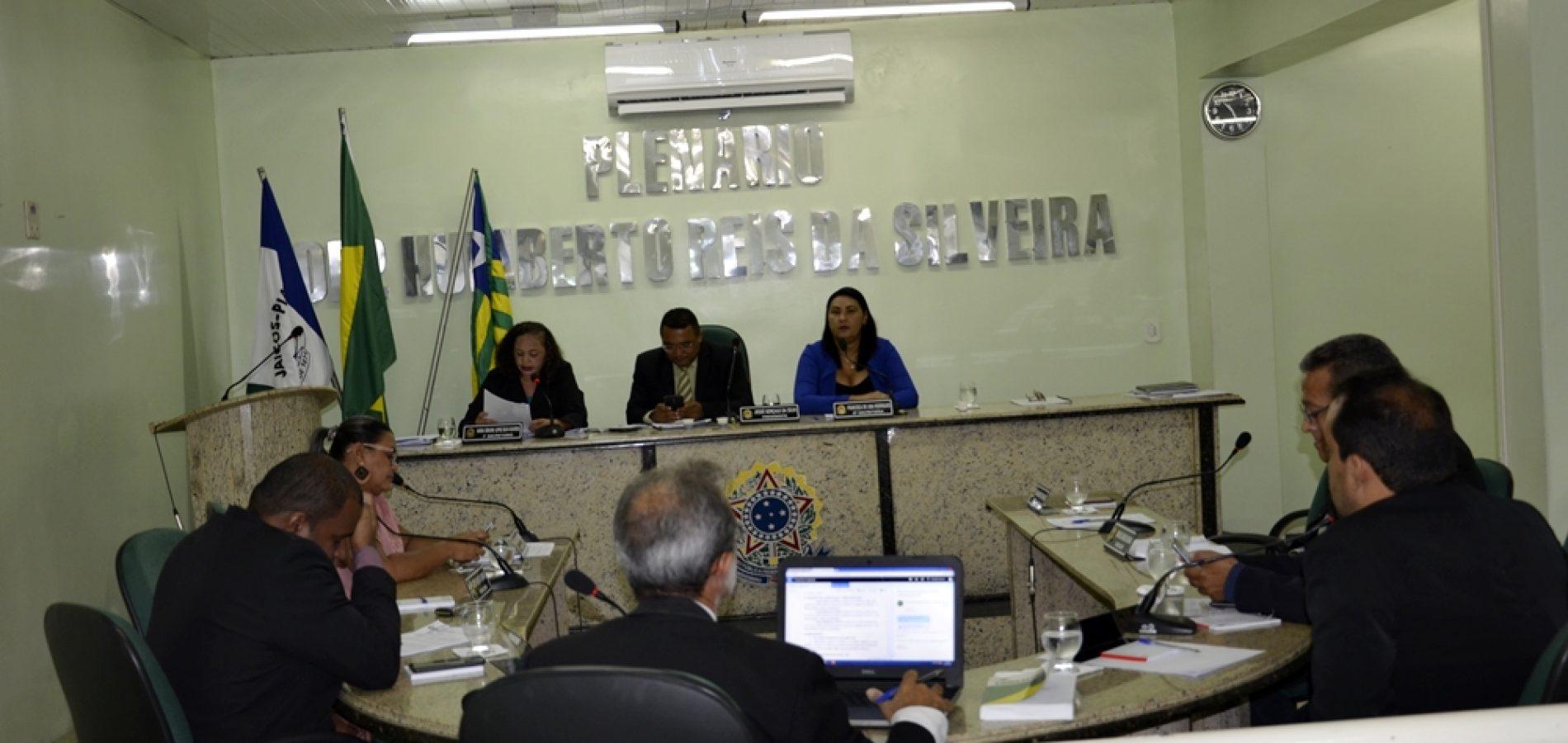 Câmara Municipal de Jaicós aprova cinco Requerimentos; veja o que foi reivindicado pelos vereadores