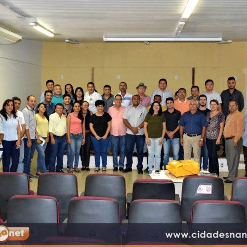 Encontro Territorial é realizado em Paulistana com 11 municípios