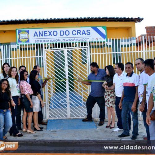 BELÉM   CRAS ganha novo espaço e projeto é lançado; prefeito anuncia R$ 400 mil para construção de sede própria