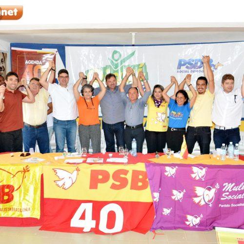 PAULISTANA | Caravana oposicionista promove Seminários, critica governo e apresenta ideias