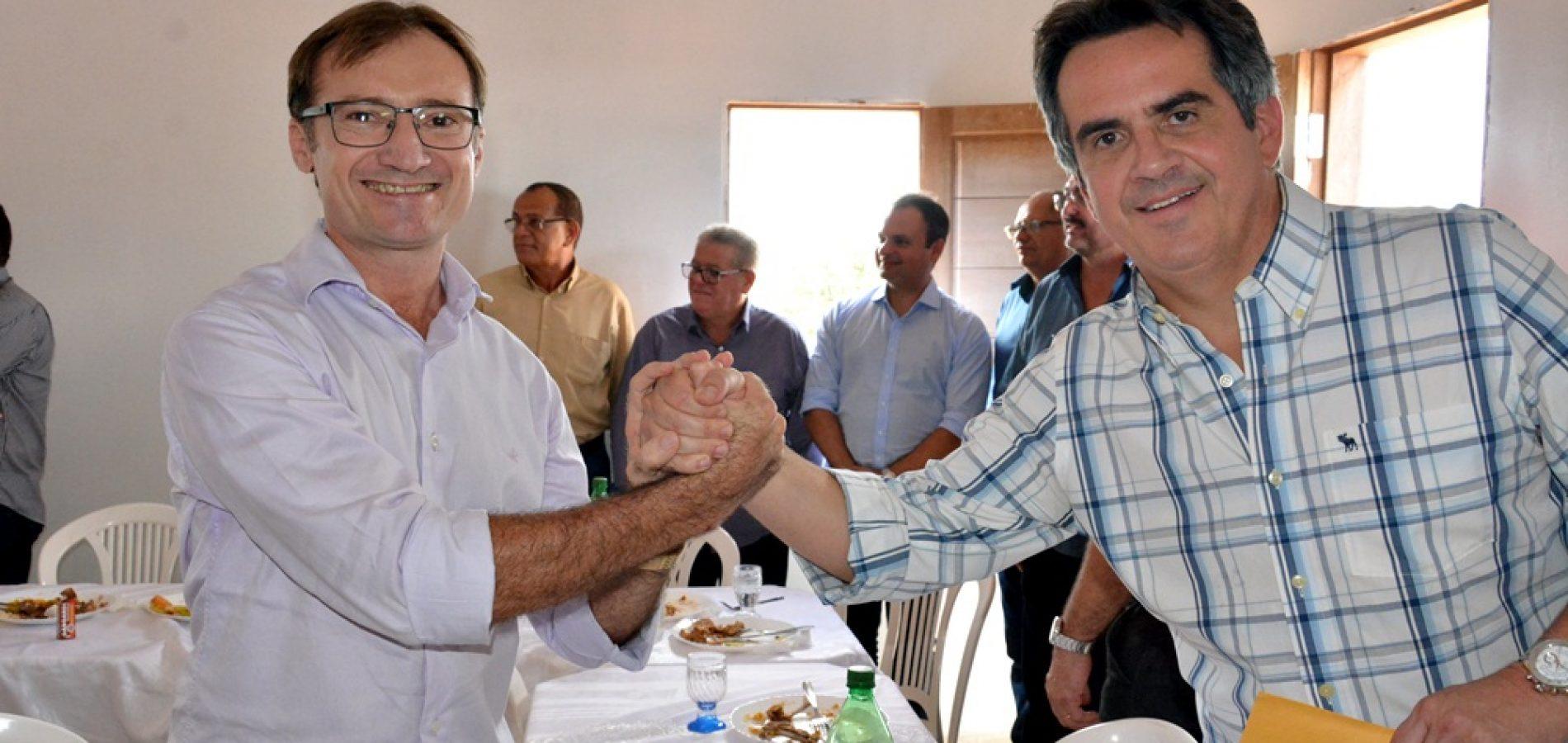 Em evento municipalista, senador Ciro Nogueira anuncia recurso para Massapê do Piauí