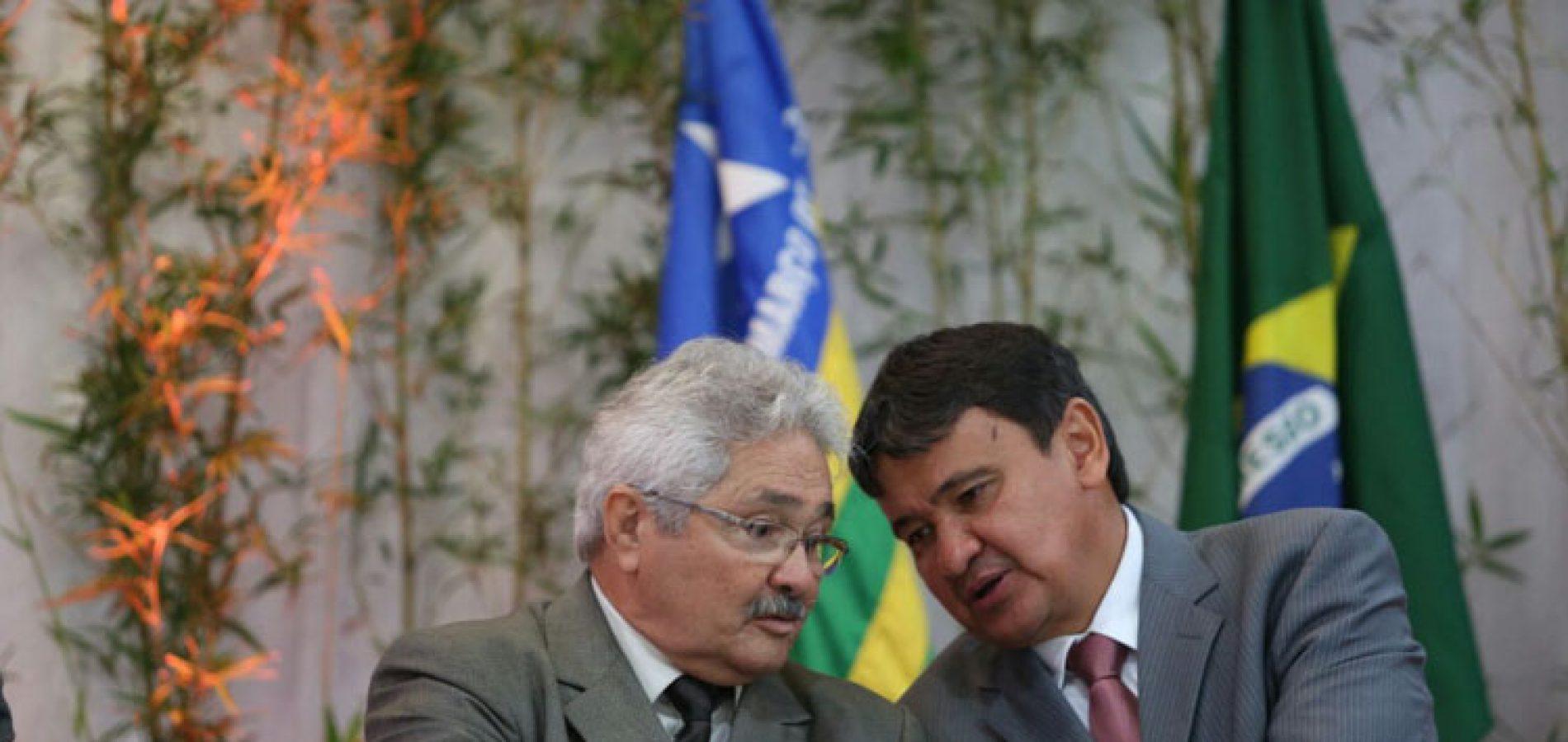 Wellington Dias diz que não houve conversa com Elmano Ferrer